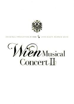 Wien Musical Concert II 東京・大阪・東京公演プログラム<中古品>
