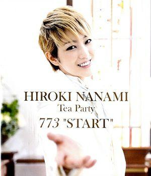 """七海ひろき お茶会 「Tea Party 773 """"START""""」(Blu-ray)<中古品>"""